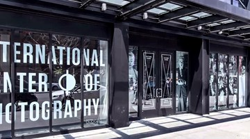 International Center of Photography contemporary art institution in New York, USA
