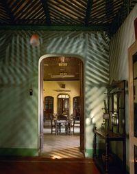 Alvares Residence, Entrance Vestibule, Margao, Goa, India by Robert Polidori contemporary artwork photography