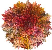 Aggregation 20 - FE010 by Chun Kwang Young contemporary artwork works on paper, sculpture