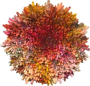 Aggregation 20 - FE010 by Chun Kwang Young contemporary artwork