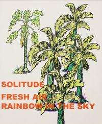 Landscape Poetics (Nourishing Fruit) by Dina Gadia contemporary artwork painting