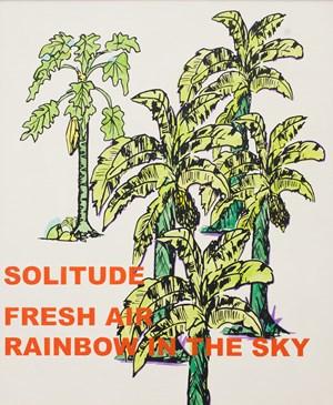 Landscape Poetics (Nourishing Fruit) by Dina Gadia contemporary artwork