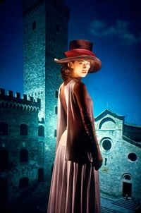 Several Hats in Italy by Laurie Simmons contemporary artwork photography