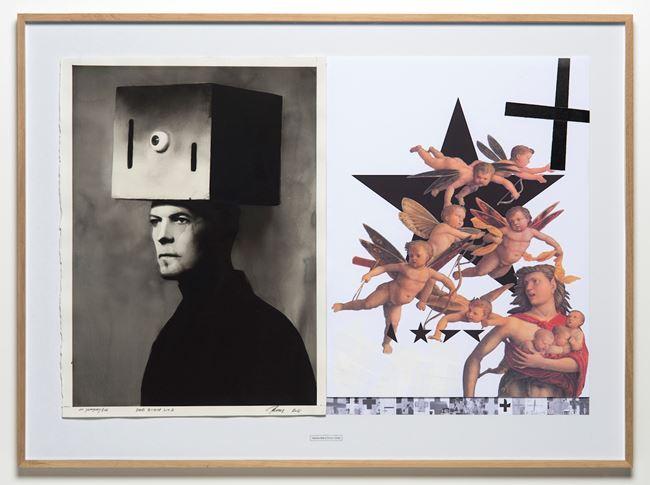 January 10, 2016, David Bowie Died by Radenko Milak & Roman Uranjek contemporary artwork