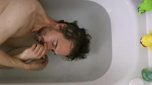Humpback Whale by Marcus Coates contemporary artwork moving image