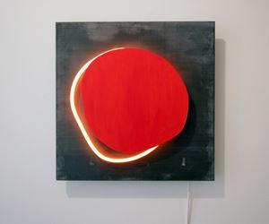 rosso by Gun Gordillo contemporary artwork