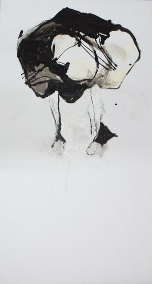 The Wound by Fabienne Francotte contemporary artwork
