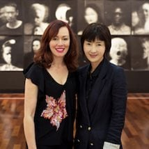 Natalie King And Youngmi Park