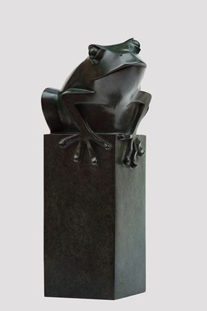 Grenouille by Daniel Daviau contemporary artwork