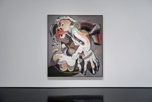 The Ludicrous Mode by Ben Quilty contemporary artwork