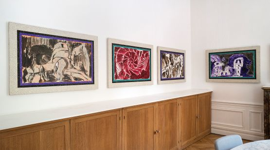 9 Sep–10 Nov 2021 Group Exhibition contemporary art exhibition