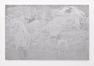 Family by Tony Matelli contemporary artwork