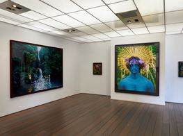 "David LaChapelle<br><em>Act of Nature</em><br><span class=""oc-gallery"">Reflex Amsterdam</span>"