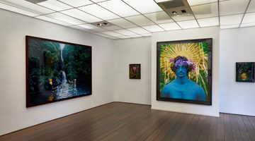 Contemporary art exhibition, David LaChapelle, Act of Nature at Reflex Amsterdam, Netherlands