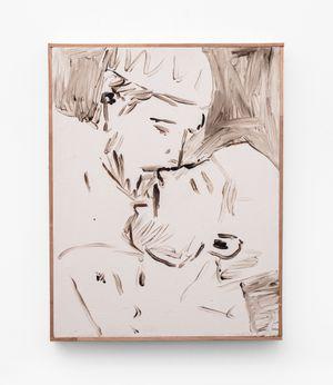 Kiss by Brett Charles Seiler contemporary artwork