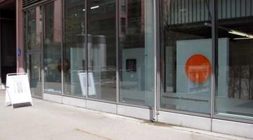 Galerie La Ligne contemporary art gallery in Zurich, Switzerland