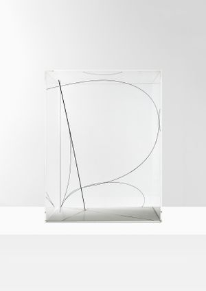 TRANSPARENCES MONUMENTALES, ANNÉES by Francis Dusepulchre contemporary artwork