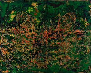 Landscape of Verdure by Su Meng-hung contemporary artwork