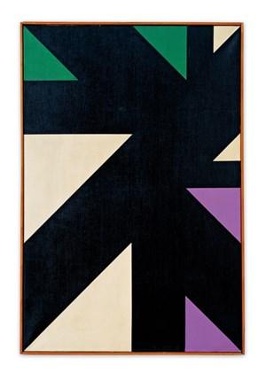 acht-teiliger rhythmus (eight-part rhythm) by Max Bill contemporary artwork