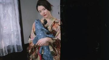 Contemporary art exhibition, Nobuyoshi Araki, Love on the Left Eye at Taka Ishii Gallery, Tokyo
