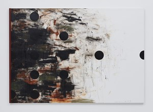 A Collision Between What Makes Sense and What Doesn't #17-1 by Kim Yong-Ik contemporary artwork