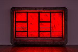 The End #3 by Callum Morton contemporary artwork