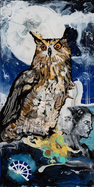 Am Tag wie in der Nacht - Gedenkstätte Deutscher Widerstand by Wolf Hamm contemporary artwork