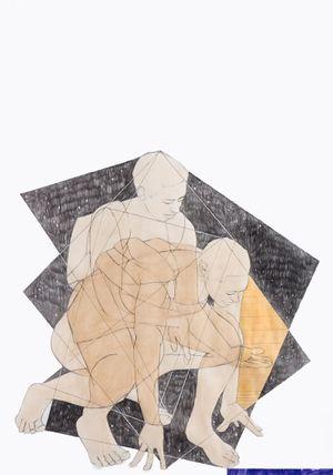 Panthea 01 by Pamela Phatsimo Sunstrum contemporary artwork
