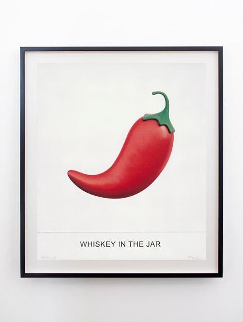 Whiskey in the Jar by John Baldessari contemporary artwork
