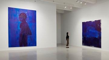Contemporary art exhibition, Lorna Simpson, Darkening at Hauser & Wirth, 548 West 22nd Street, New York