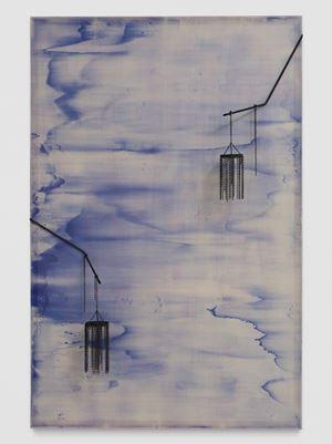Treacherous in Calm and Still in Storm by Martin Boyce contemporary artwork