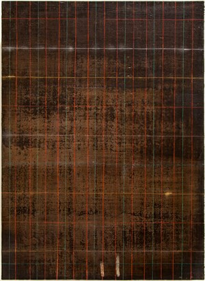 Kun (Line on Earth) by Tian Tian Guo contemporary artwork