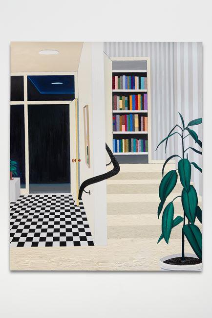Entrance by Alec Egan contemporary artwork