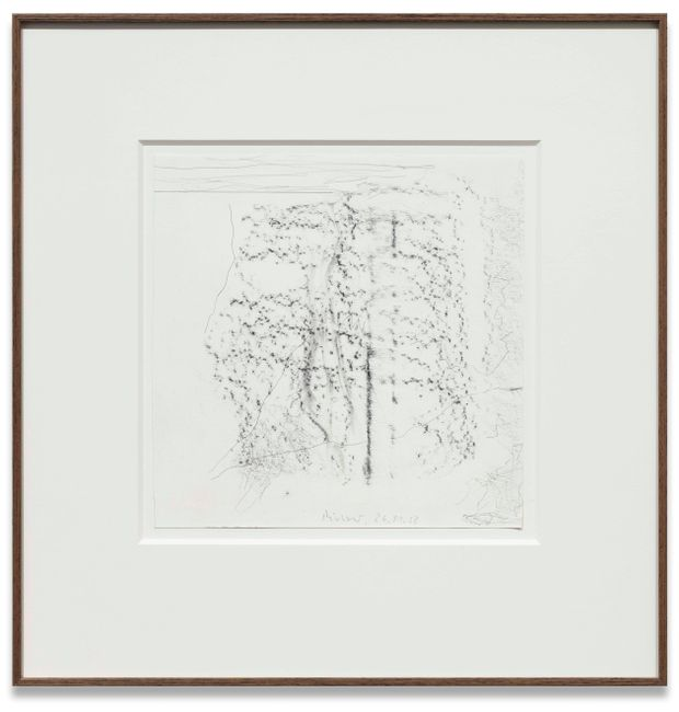 26.11.18 by Gerhard Richter contemporary artwork