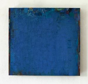 Blau by Peter Tollens contemporary artwork