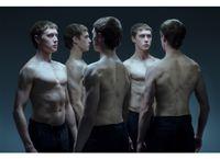 Multigraph 010 (George MacKay) by Iain Forsyth & Jane Pollard contemporary artwork photography
