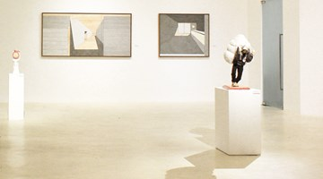 Contemporary art exhibition, Group exhibition, The New Now at Gajah Gallery, Singapore