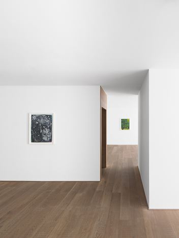 Exhibition view: Thomas Houseago, Recovery Works, Xavier Hufkens, 107 rue St-Georges, Brussels (3 September–10 October 2020). CourtesyXavier Hufkens.
