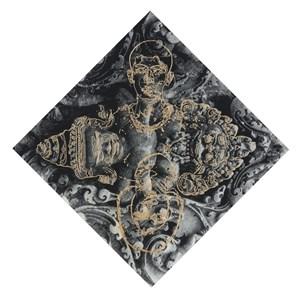 Splendor & Darkness (STPI) - 15th Anniversary by Dinh Q. Lê contemporary artwork