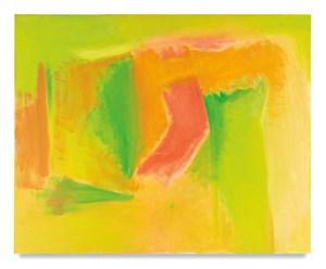 Instinct by Esteban Vicente contemporary artwork