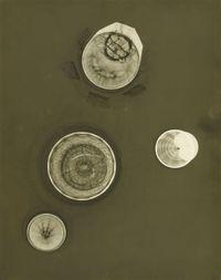 No title by Eva Hesse contemporary artwork print