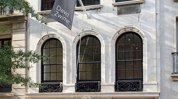 David Zwirner contemporary art gallery in 69th Street, New York, USA