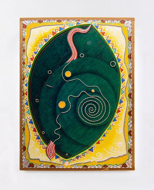 Wandering Star by Daniel Rios Rodriguez contemporary artwork