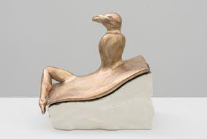 Little Bird's Dream by Grace Schwindt contemporary artwork