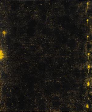 百年廟 98-10 Hundred Year Temple 98-10 by Paul Chiang contemporary artwork