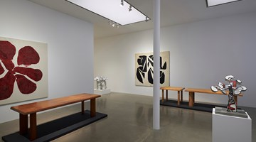 Timothy Taylor contemporary art gallery in London, United Kingdom