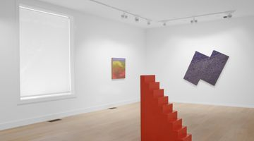 Contemporary art exhibition, Group Exhibition, There's There There at Hauser & Wirth, Southampton