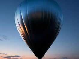 Doug Aitken takes the scenic route across Massachusetts with mirrored hot air balloon