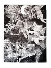 Deep Sleep by Tom Anholt contemporary artwork print
