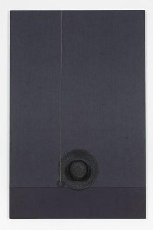 Nude XXVI (black) by Alexandre da Cunha contemporary artwork